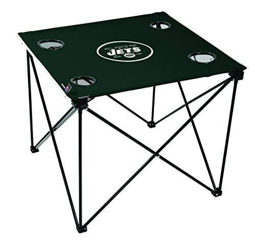 Rawlings NFL New York Jets Unisex NFL OS Nyjjet TLG8 Delux Tablnfl OS Nyjjet TLG8 Delux Tabl, Green, No Size