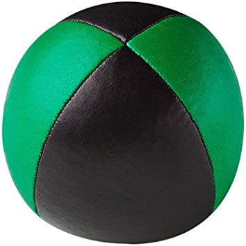 Henrys - Pelota de Malabares (67 mm), Color Negro y Verde: Amazon ...