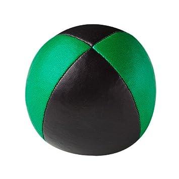Henrys - Pelota de Malabares (67 mm), Color Negro y Verde: Amazon ...