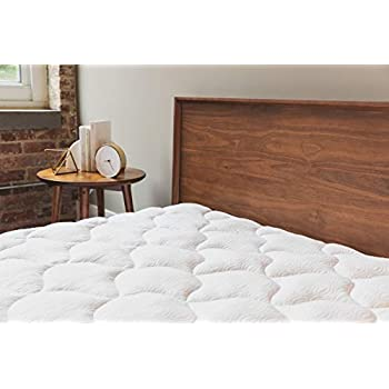 Amazon Com Viscosoft Copper Mattress Pad Fiberfill Pillow