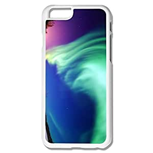 Funny Aurora Borealis Hard Case For IPhone 6