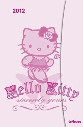 Magneto Diary klein Hello Kitty 2012