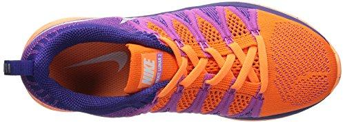 sportive Orange Nike Lunar2 Uomo Flyknit Scarpe 7w7qxtOp