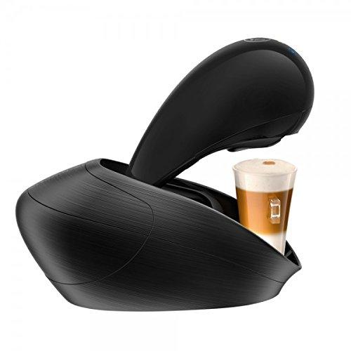 NESCAFÉ® Dolce Gusto® Movenza Negro, máquina de café automática, cafetera y sistema multibebidas.