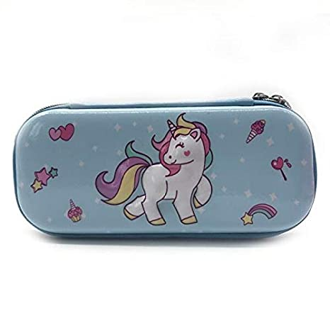 Amazon.com : Best Quality - Pencil Cases - Unicorn Pencil case ...