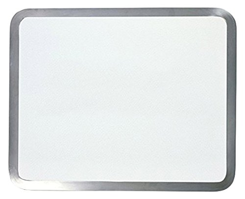 (Vance 16 X 20 inch Clear Built-in Surface Saver Tempered Glass Cutting Board, 71620C)