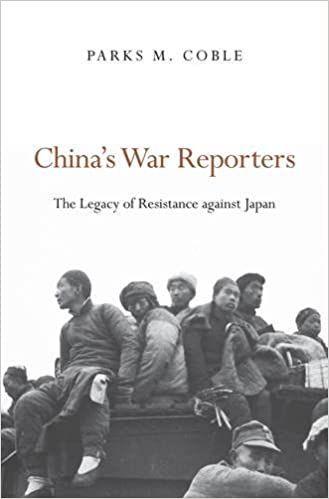 China's War Reporters: The Legacy of Resistance against Japan cover