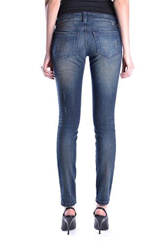 Jeans Bleu RICHMOND Femme Coton MCBI256024O W8vqHxz6gB