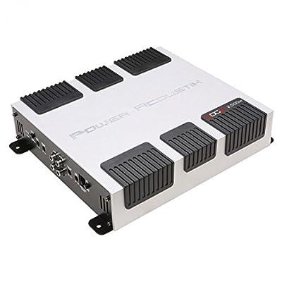 Power Acoustik EG1-2500D 2500W Class D Monoblock Amplifier,WHITE