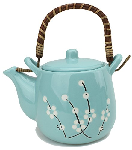 Review 5 PC Japanese Teapot