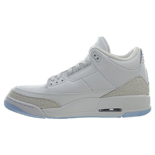 Retro White Shoes 111 Men NIKE White 3 s White Gymnastics Air Jordan White TXHx6qxaw