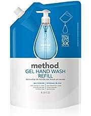 method Gel Hand Wash Refill Pouch, Cucumber, 34 oz
