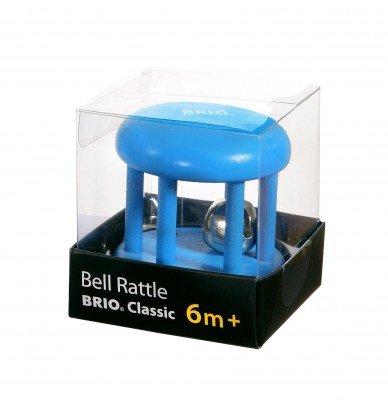 BRIO Klingelrassel 30054 blau