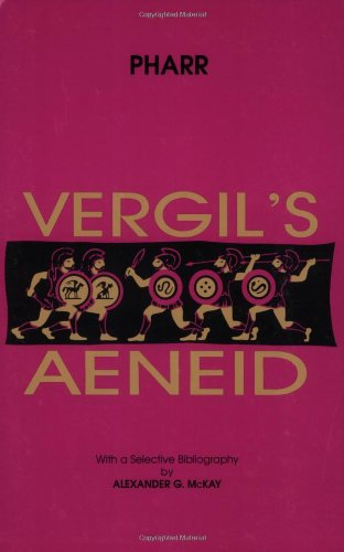 Vergil's Aeneid, Books I-VI (Latin Edition) (Bks. 1-6) (English and Latin Edition) by Brand: Bolchazy-Carducci Publishers