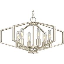 Dolan Designs 1145-09 Six Light Chandelier