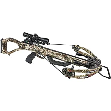 Killer Instinct Crossbows Hero 380 Crossbow Kit
