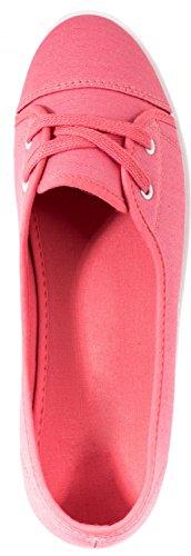 Mujer Elara Casa Rosa Zapatillas De wr7Aqrt