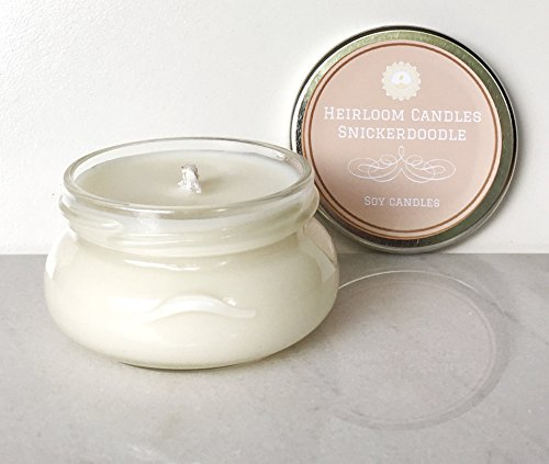 d Soy Candle - Holiday Cookie Candle, 6oz (Sugar Cookie Soy Candle)