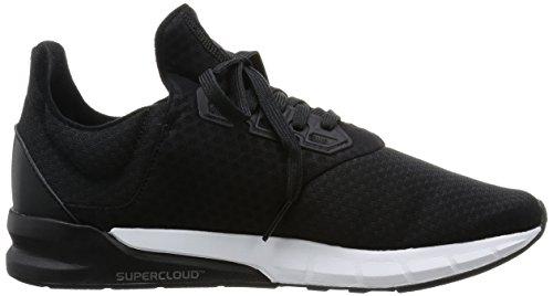 Griosc Homme 5 negbas Negbas Course Elite Adidas Blanc Pour Falcon Noir De M Chaussures OAXxZZ