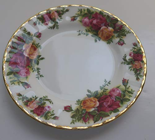 Vintage Royal Albert Old Country Roses Bread & Butter Plate Made In England