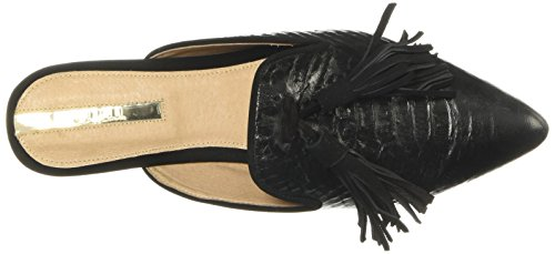 Negro Zuecos Monno para Shoes Coco Mujer Condesa xqYpRAZO