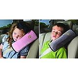 Ownsig-Almohadillas Para Cinturón, BlueSterCool Bebé Niños Ajustable Correa De Seguridad Almohada Hombro Proteccion…