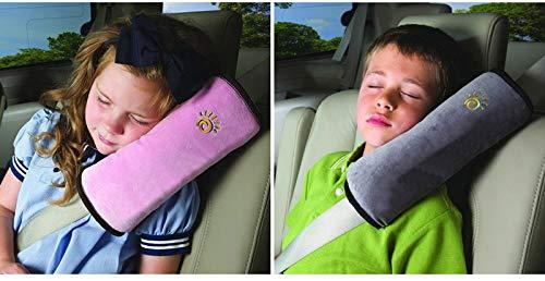 Ownsig-Almohadillas Para Cinturón, BlueSterCool Bebé Niños Ajustable Correa De Seguridad Almohada Hombro Proteccion...