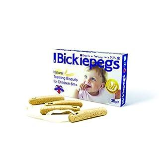 Bickiepegs Teething Biscuits 6mth+ (38g)