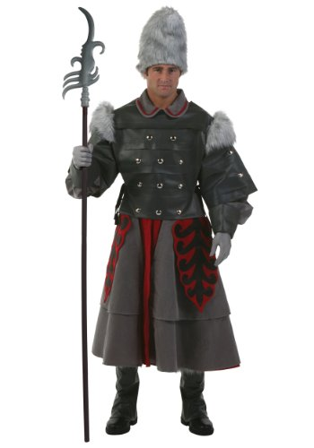 Plus Size Witch Guard Costume Plus - Wizard Guard Adult Costumes