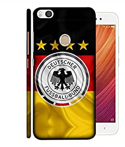 ColorKing Football Germany 16 Multi Color shell case cover for Xiaomi Mi Max 2