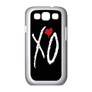 JamesBagg Phone case The Weeknd XO Music For Samsung Galaxy S3 Style 11