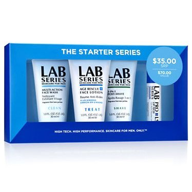 Lab Series - The Starter Series