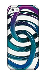 Iphone 5/5s Case Slim [ultra Fit] Cool 3d Protective Case Cover