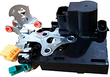 Amazon Com Power Door Lock Actuator W Latch Assembly For 00 06 Avalanche Silverado Suburban Sierra Yukon W O Keyless Entry Front Left 72084 Automotive