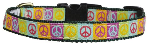 - Up Country Peace Collar, Small 9-15