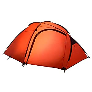 KH3S Double Layer 3-4 People Multiple Color Options ultralarge Waterproof ultralarge Camping Tent (2)