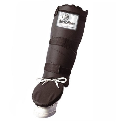Krav Maga Ultralight Shoe Shin Guard by Revgear