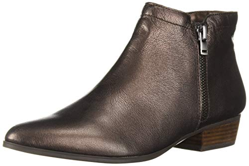 Naturalizer Women's Blair Ankle Boot, Smoke, 9 M US ()