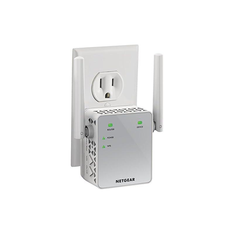 NETGEAR AC750 WiFi Range Extender (EX370