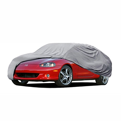Car Cover for Audi TT Outdoor Waterproof Sun Rain Proof Breathable Multi Layers