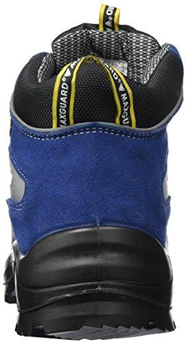 Maxguard Caspar C480 - Calzado de protección Unisex adulto Azul