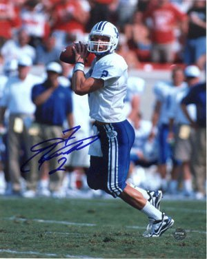 Tim Couch Signed Autograph Kentucky Wildcats 8x10 Photo - Authentic College Photos -