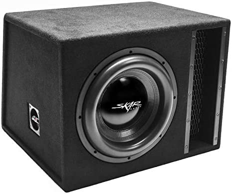 Skar Audio Subwoofer Enclosure EVL 1X12D2 product image