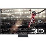 Samsung QN75Q90RAFXZA Flat 75-Inch QLED 4K Q90 Series Ultra HD Smart TV with HDR and Alexa Compatibility (2019 Model)
