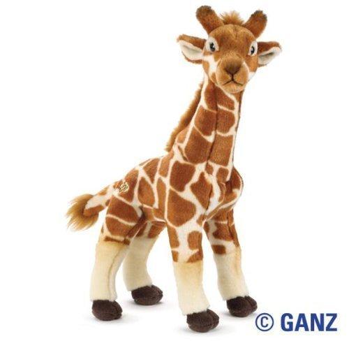 Webkinz Signature Giraffe by Ganz