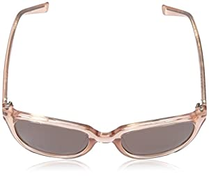 Calvin Klein Women's R711S Cateye Sunglasses