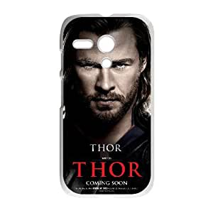 Motorola G Cell Phone Case White Thor as a gift H4088832