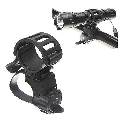 Bike Holder - 360 Bike Bicycle Flashlight Torch Mount Holder