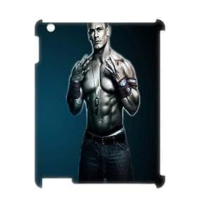 Fggcc John Cena Pattern Phone Case for 3D Ipad 2,3,4,John Cena Ipad 2,3,4 Case (pattern 5)