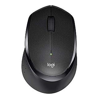 Logitech 910-004905 M330 Silent Plus Wireless Large Mouse (Black) (B01JPOLKDW) | Amazon price tracker / tracking, Amazon price history charts, Amazon price watches, Amazon price drop alerts
